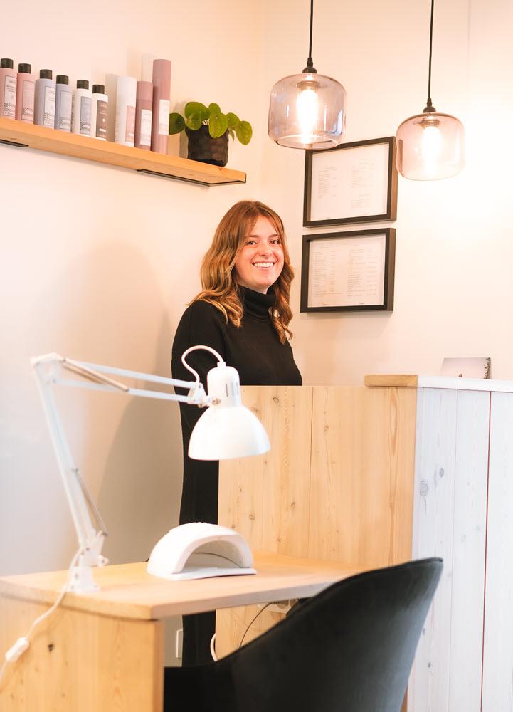 Daphne Alleene - Zaakvoerder Salon Daphne