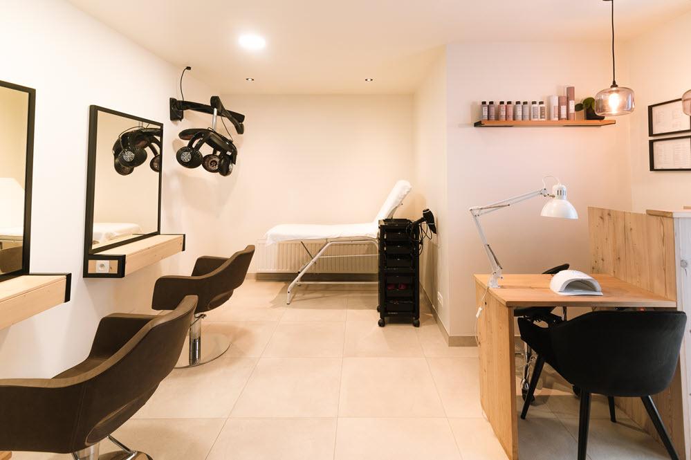 Salon Daphne - Salon interieur